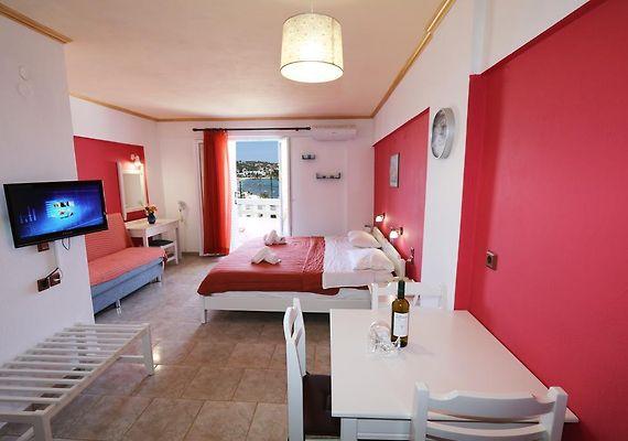 ARIS STUDIOS APARTHOTEL, HERSONISSOS | Hotel Reservations in Hersonissos